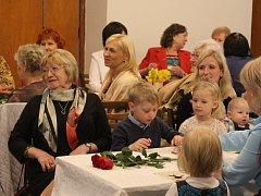 Oslavy MDŽ, což ale není zkratka klasického svátku, nýbrž Maršovického dne žen, měli v Maršovicích už podruhé.