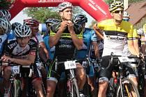 Cyklistický závod Železný dědek se pojede v Soběhrdech už po jednatřicáté.