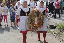 Páté Dožínkové slavnosti se budou konat tentokrát ve Vranově.
