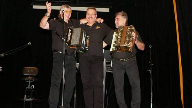 Veselá trojka zahraje na Svatojakubských slavnostech