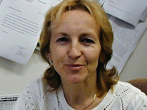 Hana Slámová.