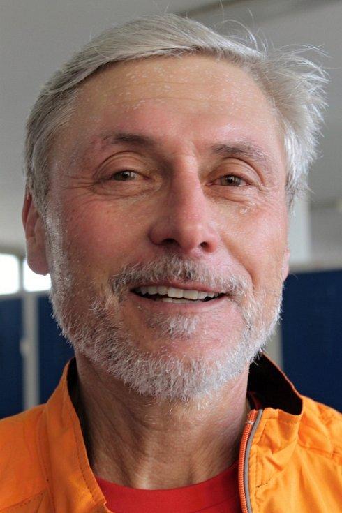 Sedmnáctý Běh na Čerčanský chlum, Tomáš Fendrych.