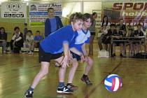 Turnaj základních škol ve vybíjené v ZŠ Jiráskova