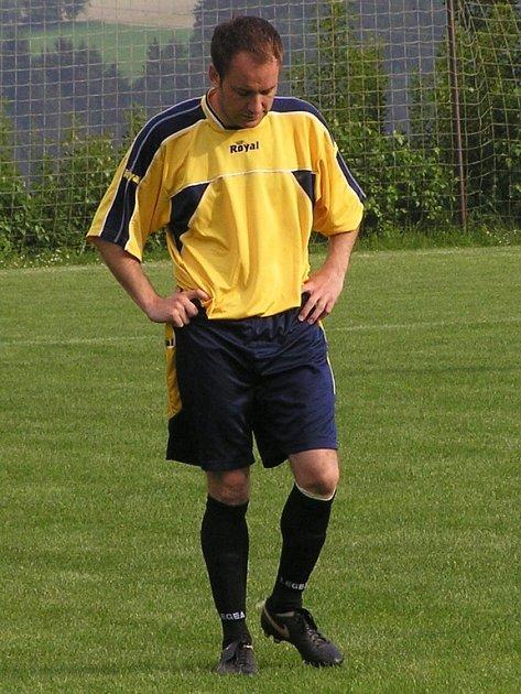 Kanonýr Poříčí Miroslav Stibůrek