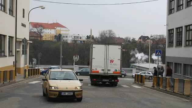 Krumlovské silnice