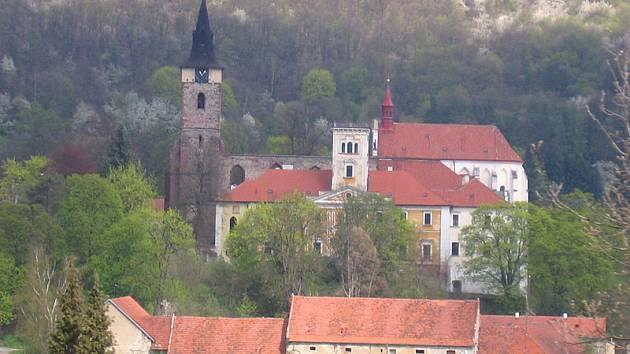 Město Sázava. Ilustrační foto.