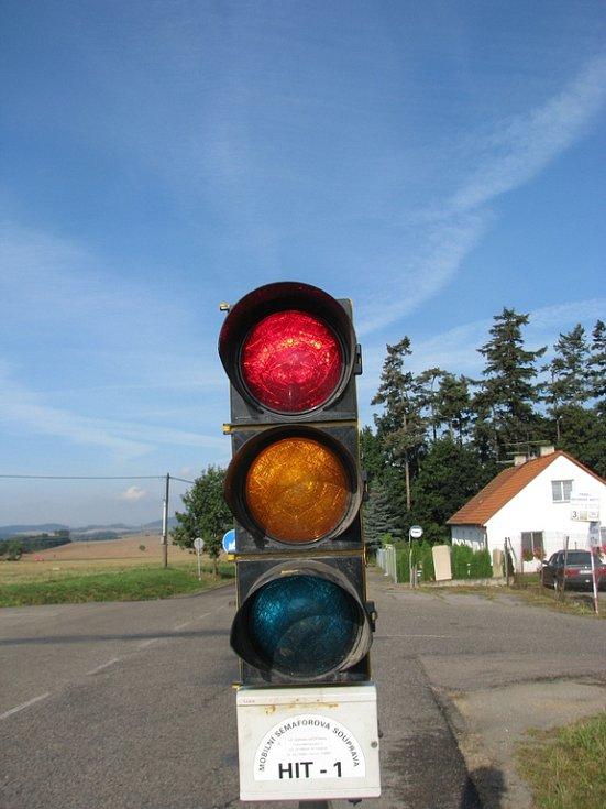 práce na obchvatu způsobjí dopravní komplikace