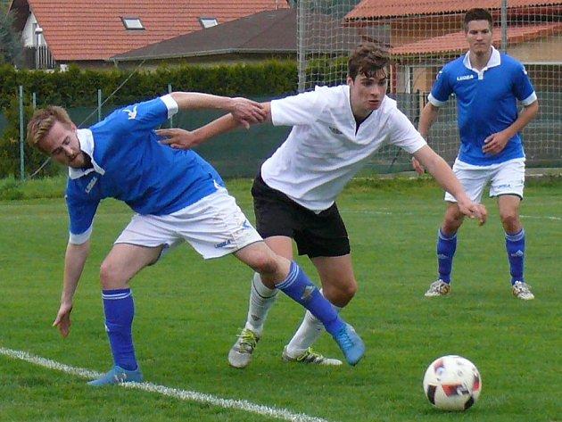 AGRO CS Pohár SKFS - semifinále: Nespeky - Záryby (1:3)