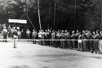 Z historie Šacung Cupu.