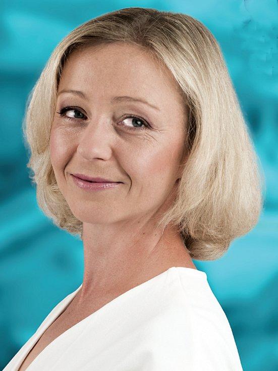 Jana Krumpholcová (Zelení).