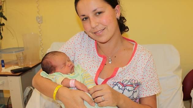 Malá Viktorka je další finalistkou hlasování o Nejsympatičtější miminko měsíce.