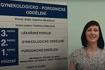 Předporodním kurzem aneb: od registrace k porodu až po cestu domů diváky provedla Markéta Matoušová.