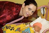 Lilien je nová radost manželů Lucie a Milana Zdráhalových z Benešova. Narodila se 11. ledna 2019 v 10.48 hodin s váhou 3750 gramů a mírou 51 centimetrů. Doma na ni čeká bratr Sebastian (3).