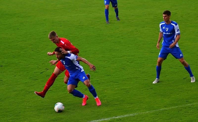 Ilustrační foto ze zápasu F:NL Vlašim - Chrudim