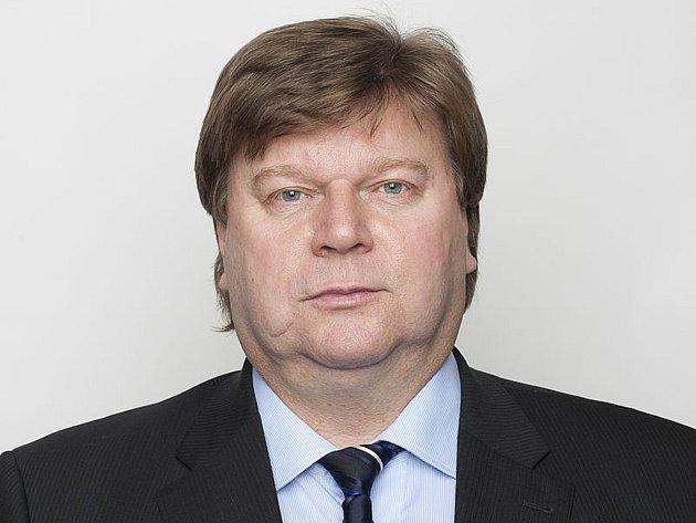 Současný a také budoucí starosta Vlašimi, Luděk Jeništa.