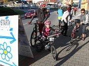 Ve Voticích se konal další, tentokrát podzimní výlet cyklistů do okolí.