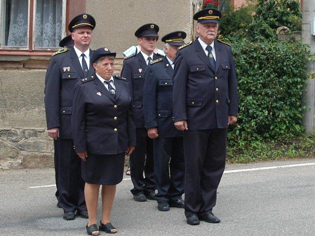Vranov oslavil 660 let od první písemné zmínky o obci a 120 let založení sboru dobrovolných hasičů.