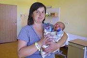 V neděli 4. června ve 14.20 přišel na svět chlapeček Antonín Přibyl rodičů Hany Zdvihalové a Josefa Přibyla. Při narození v benešovské porodnici malý Antonín vážil 4 040 gramů a měřil 51 centimetrů. Doma v Břežanech na něj čeká bratříček Pepíček (6,5).