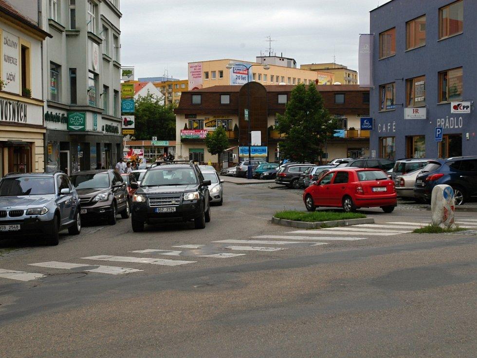 Tržnice uprostřed Benešova zůstane ve své podobě ještě nejméně dva roky.