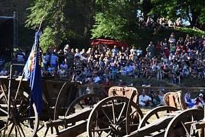 Historický festival Mrač