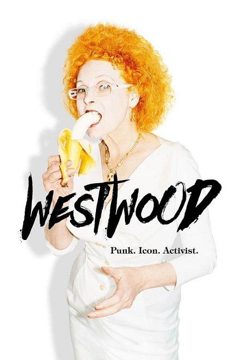 Film Westwood: Punk, Icon, Activist pomocí archivních záběrů i krásně zrekonstruovaných scén provází celým životem Vivienn Westwoodové.