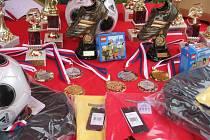 Ve Vlašimi bojovali mladí fotbalisté v krajském finále McDonald's Cupu