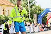 Tomáš Povolný, ředitel cyklistického závodu Železný dědek.