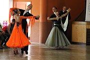 Nejlepší taneční páry z celé republiky se představily v týneckém Společenském centru.