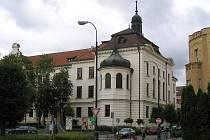 Benešovské gymnázium.