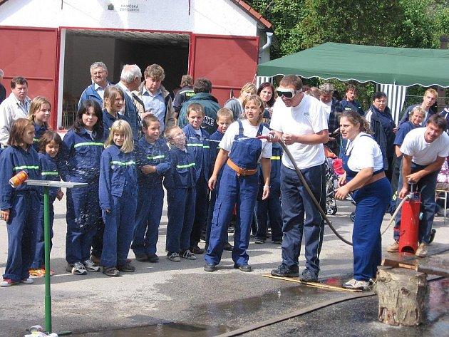 Sbor dobrovolných hasičů Jezero