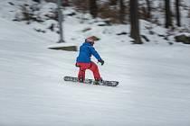 Otevření lyžařského areálu Monínec