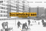 Regionální muzeum v Kolíně nabízí unikátní webovou výstavu nazvanou Socialistický sen – vize a realita.