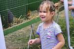 Výstava drobného zvířectva se konala po celý víkend ve Staňkovicích.