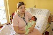 Malý Marcus Bílek se narodil 9. května ve 13.10. Po narození  vážil  4 140 gramů a měřil 52 centimetrů. Rodiče, Veronika Bílková a Marek Novotný, ho doma v Sedlčanech představí Alexovi (3).