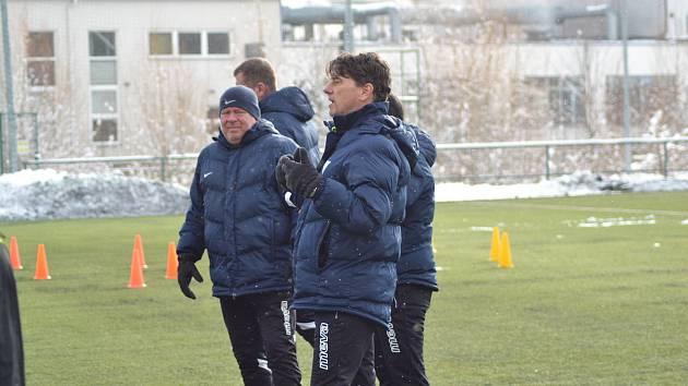 Fotbalisté Vlašimi zahájili pod vedením trenéra Daniela Šmejkala zimní přípravu na jarní pokračování FORTUNA:NÁRODNÍ LIGY 2020/2021