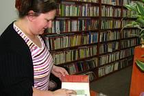 Knihovna v nových prostorách nabízí čtenářů více pohodlí a poslouží i pro jednání spolků zabývajících se kulturou.