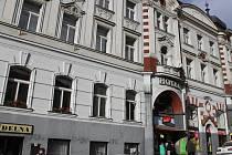 Objekt Hotelu Pošta.