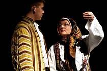 Čtvrtým soutěžním představením byla Erbenova Kytice.
