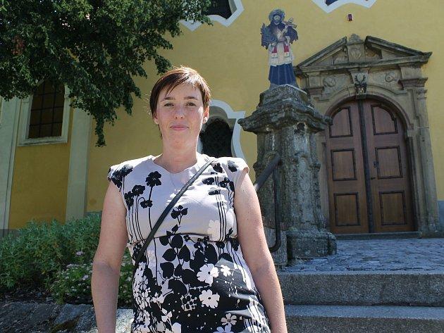 Jana Špačková, produktová manažerka Destinační společnosti Kraj blanických rytířů.