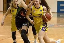 Basketbalistky Slovanky budou hrát nově v Benešově.