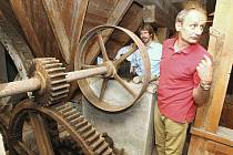 Dotace pomohly například i při rekonstrukci starého mlýna.