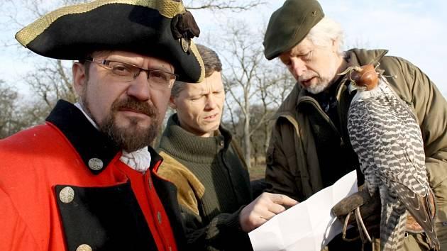 Jaroslav Pelíšek (vlevo).