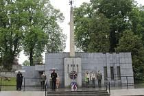 Mausoleum v Benešově.