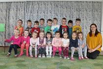 Mateřská škola ve Voticích. Zelená třída, Hana Pavlasová.