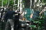 Krajský přebor ve střelbě ze služební zbraně