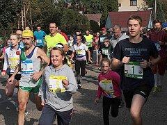 Závod okolo jankovských rybníků na památku rybníkáře Šusty byl odstartován.