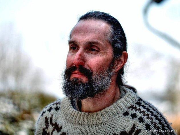 Hrdina Daniel Vepřek.