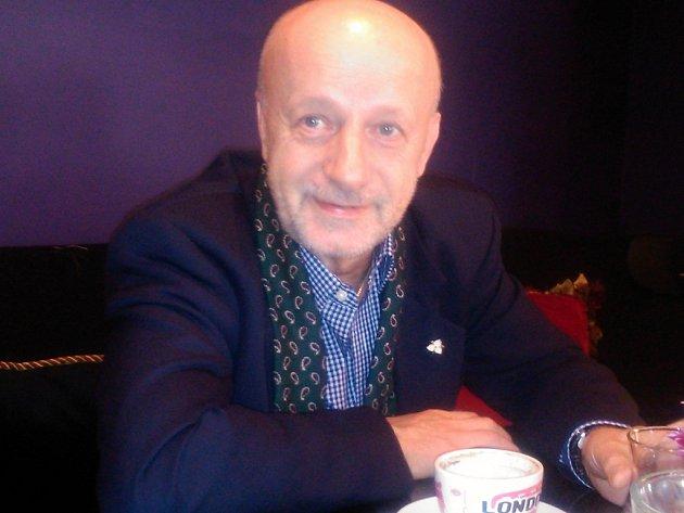 Vladimír Kravjanský.