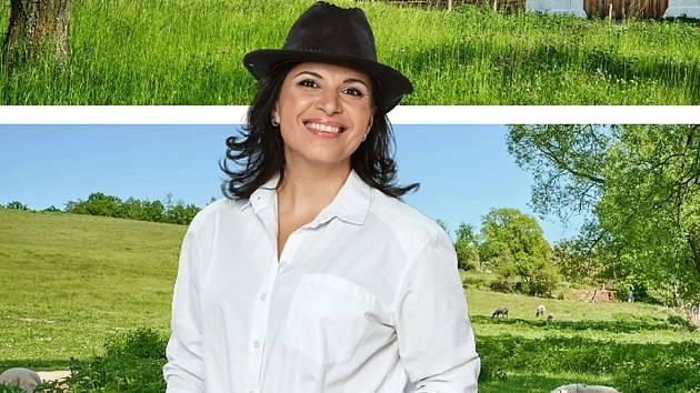 Operní pěvkyně Andrea Kalivodová.