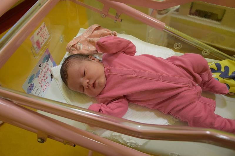 Sofie Kovářová se Petře Zelenkové a Vladimíru Kovářovi narodila v benešovské nemocnici 19. září  2021 v 15.00 hodin, vážila 3730 gramů. Doma ve Zruči nad Sázavou na ni čekal bratr Samuel (5).